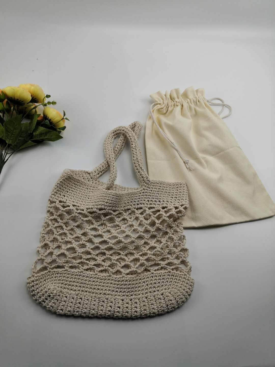 cotton woven bag
